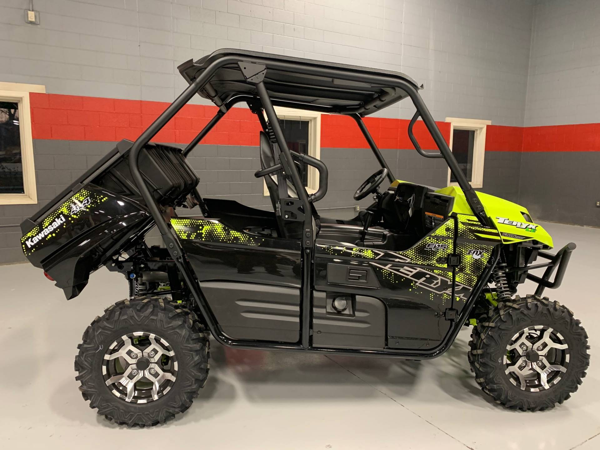 2021 Kawasaki Teryx LE in Brilliant, Ohio - Photo 4