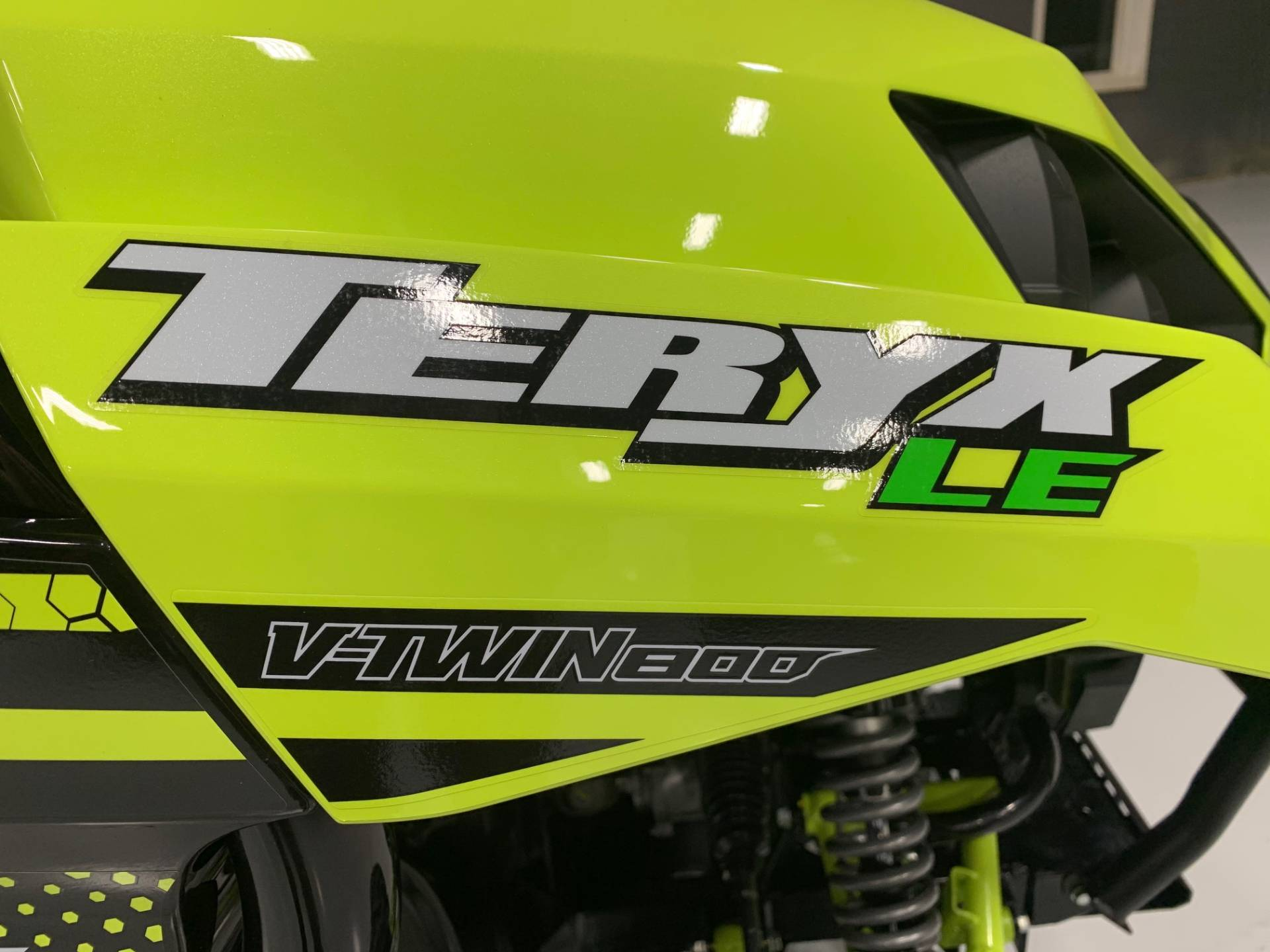 2021 Kawasaki Teryx LE in Brilliant, Ohio - Photo 10