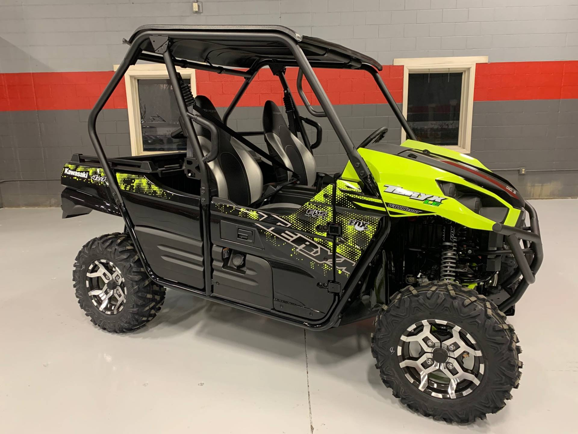 2021 Kawasaki Teryx LE in Brilliant, Ohio - Photo 1