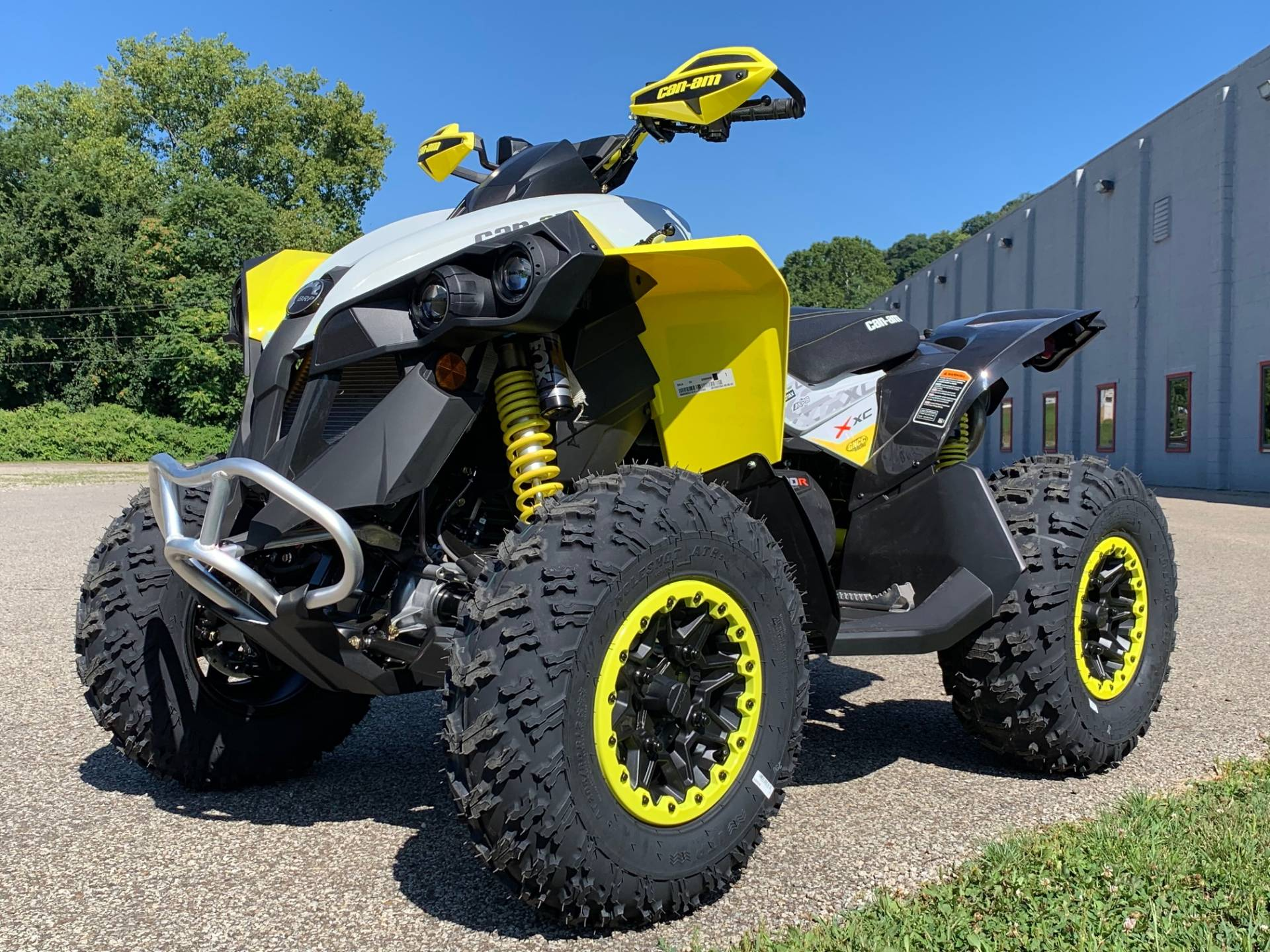 2020 Can-Am Renegade X XC 1000R in Brilliant, Ohio - Photo 6