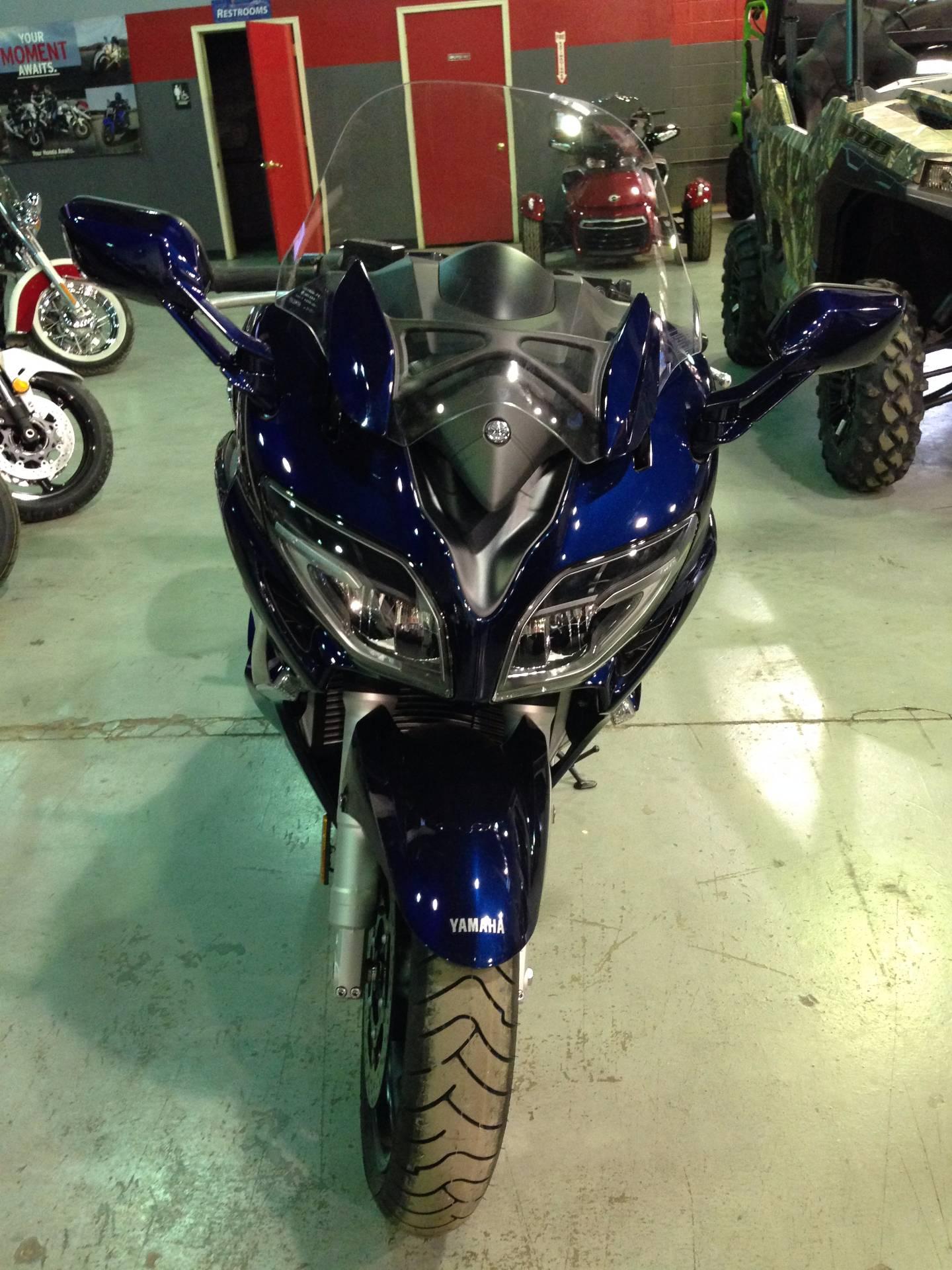 2016 Yamaha FJR1300A 11
