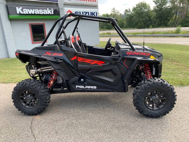 2020 Polaris RZR XP 1000 Premium in Brilliant, Ohio - Photo 2