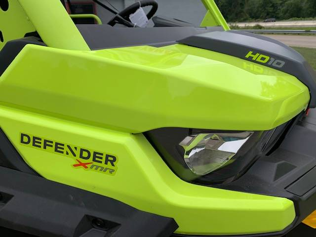 2021 Can-Am Defender X MR HD10 in Brilliant, Ohio - Photo 2