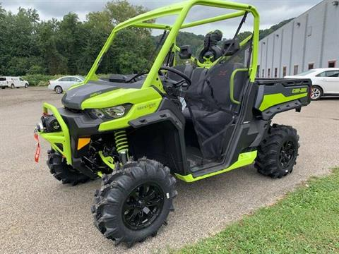 2021 Can-Am Defender X MR HD10 in Brilliant, Ohio - Photo 7