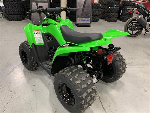 2021 Kawasaki KFX 90 in Brilliant, Ohio - Photo 5
