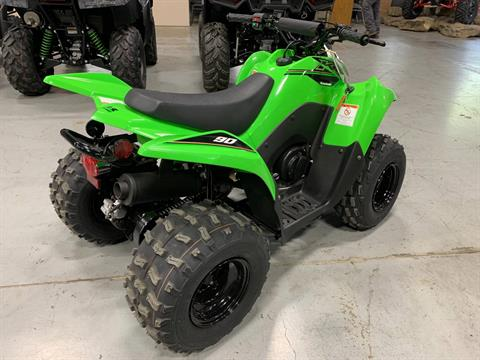 2021 Kawasaki KFX 90 in Brilliant, Ohio - Photo 7
