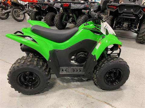 2021 Kawasaki KFX 90 in Brilliant, Ohio - Photo 8