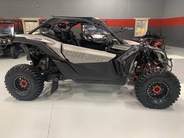 2019 Can-Am Maverick X3 X ds Turbo R in Brilliant, Ohio - Photo 3