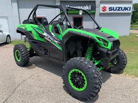 2021 Kawasaki Teryx KRX 1000 in Brilliant, Ohio - Photo 1