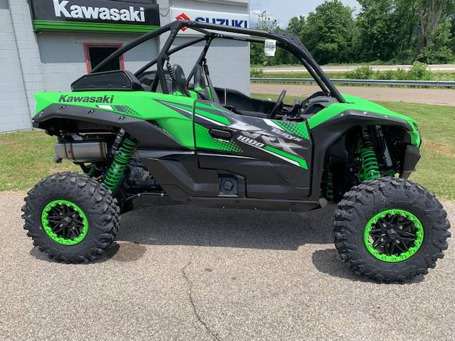 2021 Kawasaki Teryx KRX 1000 in Brilliant, Ohio - Photo 2