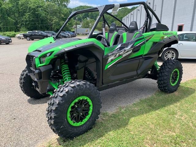 2021 Kawasaki Teryx KRX 1000 in Brilliant, Ohio - Photo 5