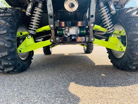 2021 Kawasaki Teryx4 LE in Brilliant, Ohio - Photo 18