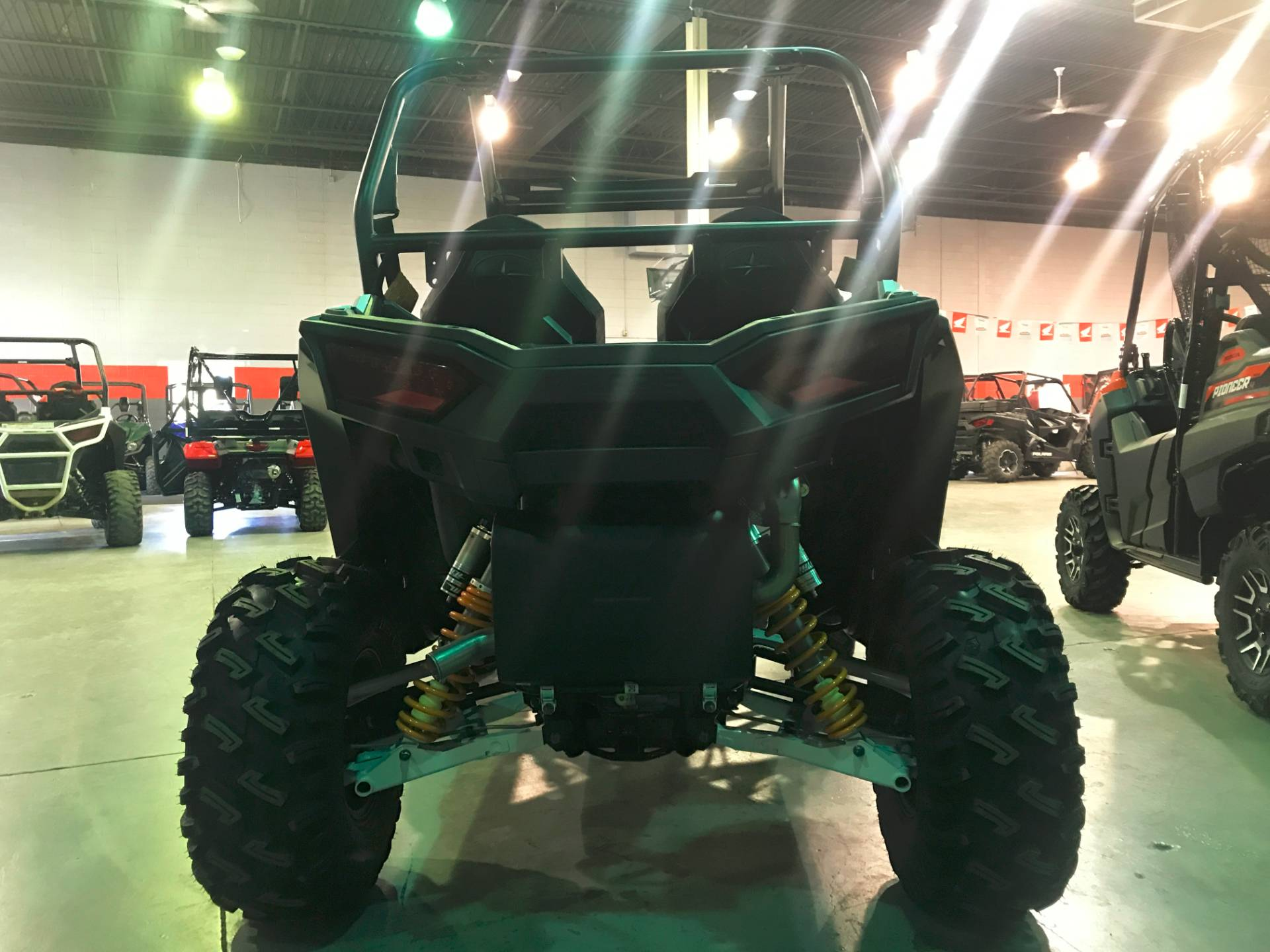 2018 Polaris RZR S 1000 EPS 10