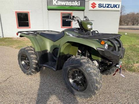 2020 Yamaha Kodiak 450 EPS SE in Brilliant, Ohio - Photo 2