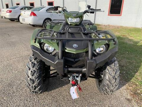 2020 Yamaha Kodiak 450 EPS SE in Brilliant, Ohio - Photo 3
