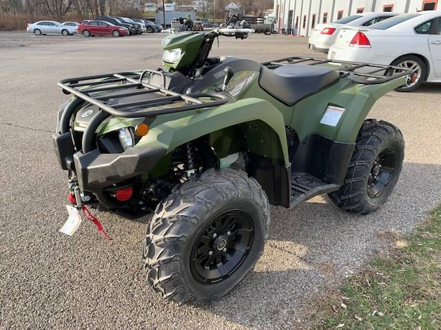 2020 Yamaha Kodiak 450 EPS SE in Brilliant, Ohio - Photo 1