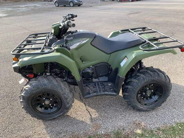 2020 Yamaha Kodiak 450 EPS SE in Brilliant, Ohio - Photo 4