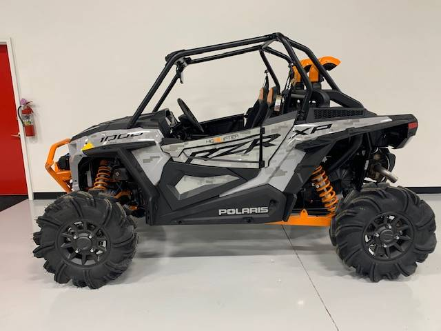 2021 Polaris RZR XP 1000 High Lifter in Brilliant, Ohio - Photo 3