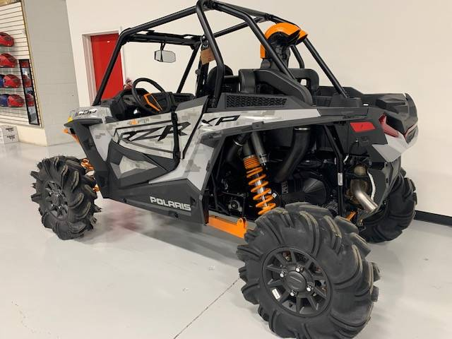 2021 Polaris RZR XP 1000 High Lifter in Brilliant, Ohio - Photo 11