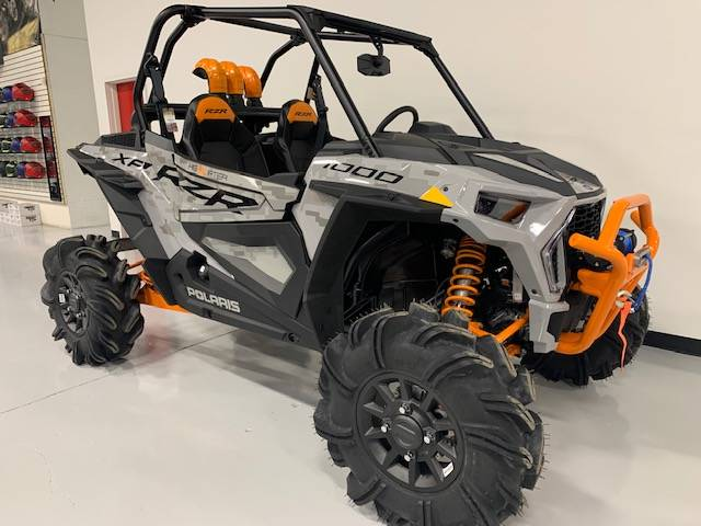 2021 Polaris RZR XP 1000 High Lifter in Brilliant, Ohio - Photo 1