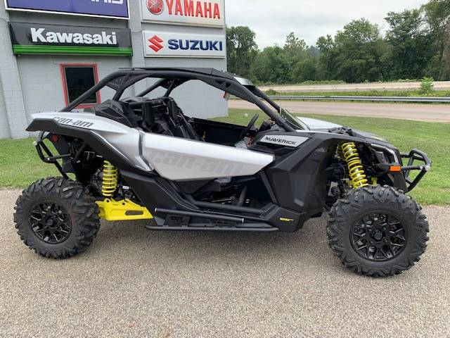 2019 Can-Am Maverick X3 Turbo in Brilliant, Ohio - Photo 3