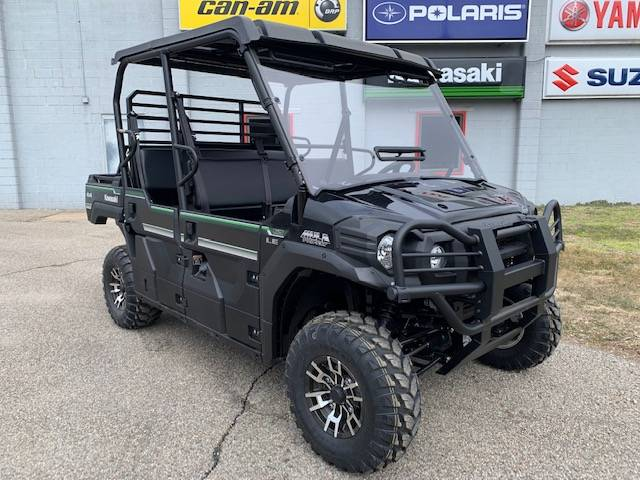 2019 Kawasaki Mule PRO-FXT EPS LE in Brilliant, Ohio - Photo 1