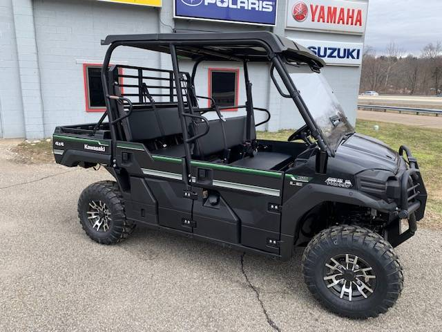 2019 Kawasaki Mule PRO-FXT EPS LE in Brilliant, Ohio - Photo 4