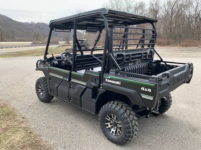 2019 Kawasaki Mule PRO-FXT EPS LE in Brilliant, Ohio - Photo 11