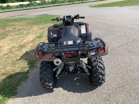 2021 Honda FourTrax Foreman Rubicon 4x4 Automatic DCT EPS Deluxe in Brilliant, Ohio - Photo 7
