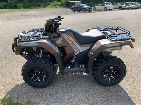 2021 Honda FourTrax Foreman Rubicon 4x4 Automatic DCT EPS Deluxe in Brilliant, Ohio - Photo 10
