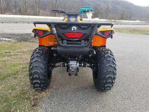 2020 Can-Am Outlander DPS 450 in Brilliant, Ohio - Photo 5