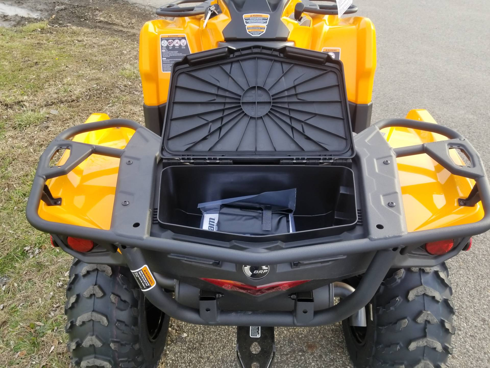 2020 Can-Am Outlander DPS 450 in Brilliant, Ohio - Photo 6