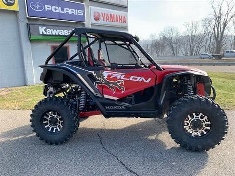 2020 Honda Talon 1000X in Brilliant, Ohio - Photo 2