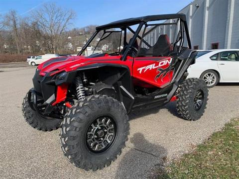 2020 Honda Talon 1000X in Brilliant, Ohio - Photo 4