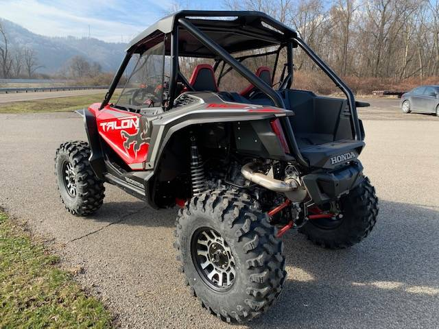 2020 Honda Talon 1000X in Brilliant, Ohio - Photo 9