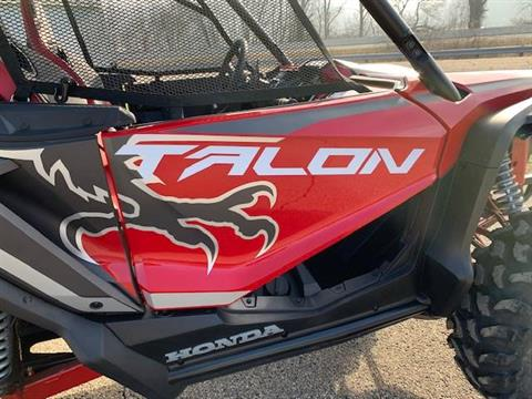 2020 Honda Talon 1000X in Brilliant, Ohio - Photo 13