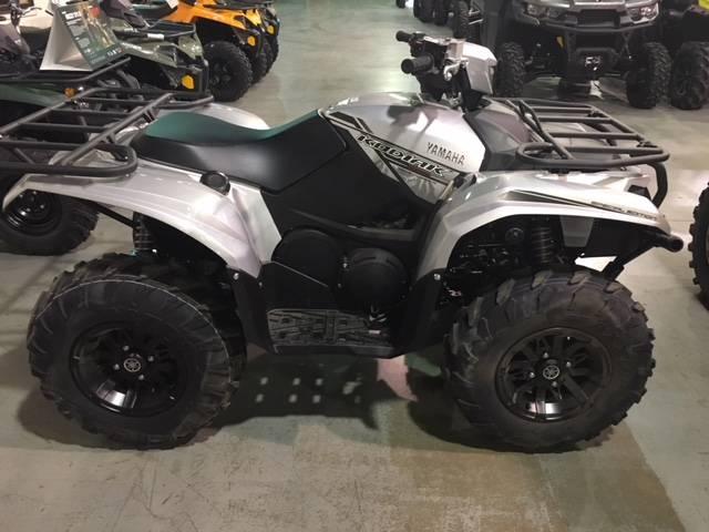 2018 Yamaha Kodiak 700 EPS SE 6