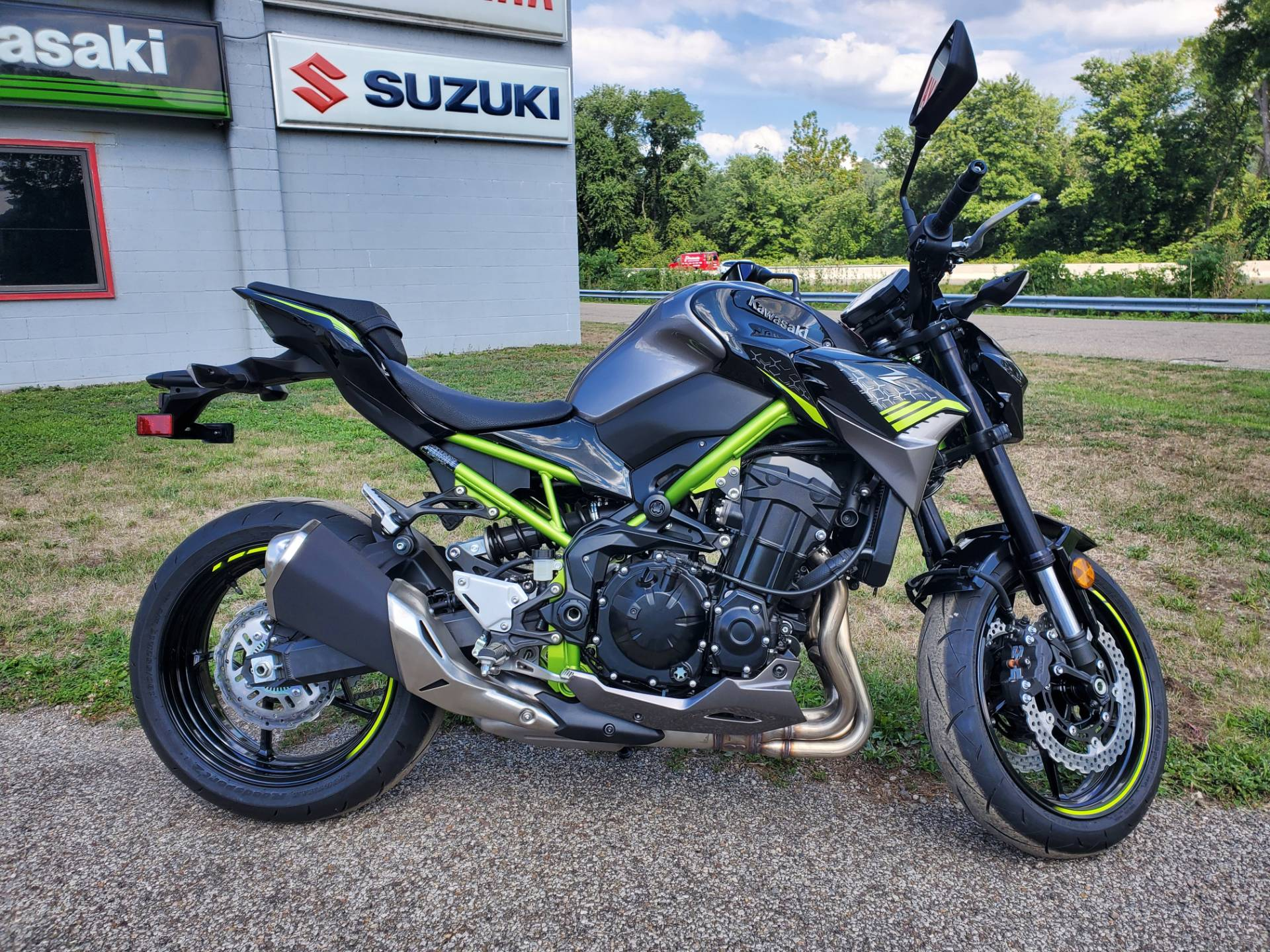 2020 Kawasaki Z900 ABS in Brilliant, Ohio - Photo 3