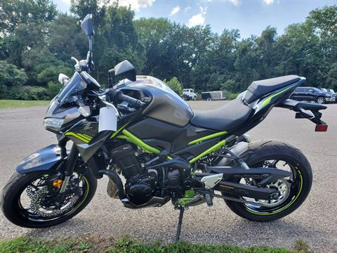 2020 Kawasaki Z900 ABS in Brilliant, Ohio - Photo 6