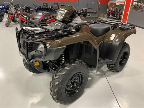 2021 Honda FourTrax Foreman 4x4 ES EPS in Brilliant, Ohio - Photo 1