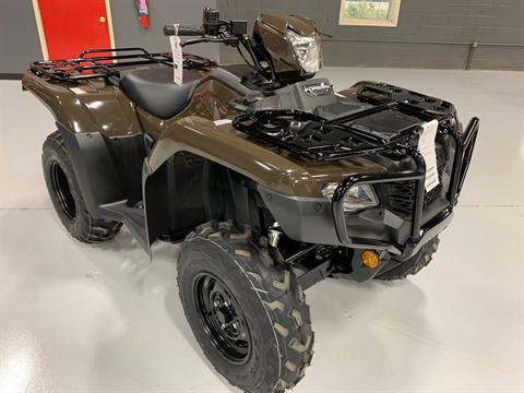 2021 Honda FourTrax Foreman 4x4 ES EPS in Brilliant, Ohio - Photo 3