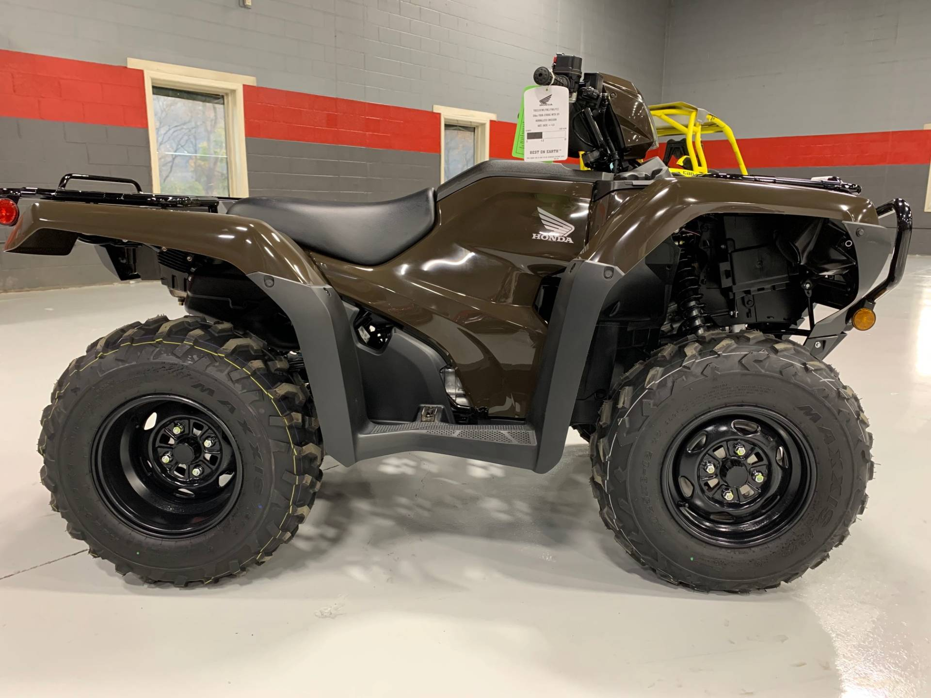 2021 Honda FourTrax Foreman 4x4 ES EPS in Brilliant, Ohio - Photo 4