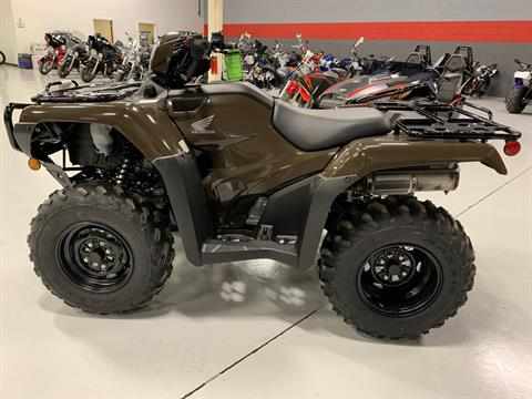 2021 Honda FourTrax Foreman 4x4 ES EPS in Brilliant, Ohio - Photo 8