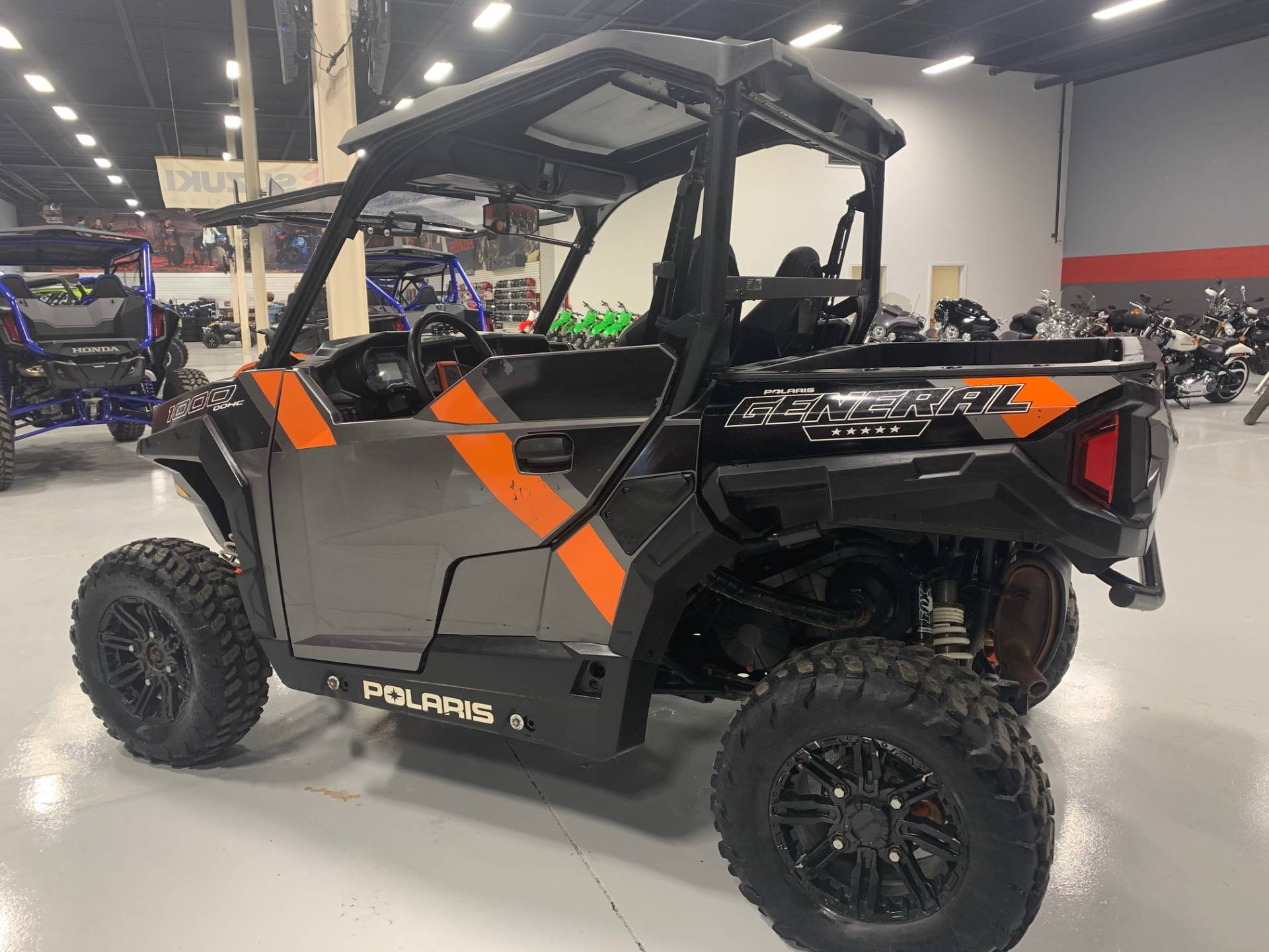 2018 Polaris General 1000 EPS Deluxe in Brilliant, Ohio - Photo 5