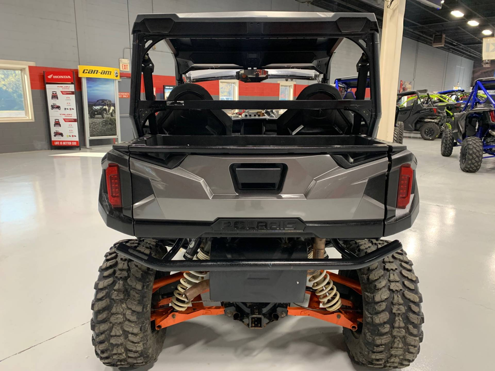 2018 Polaris General 1000 EPS Deluxe in Brilliant, Ohio - Photo 4