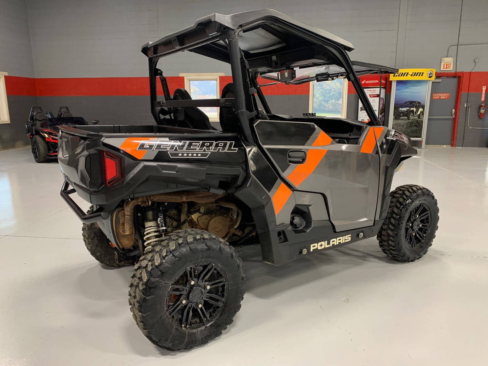 2018 Polaris General 1000 EPS Deluxe in Brilliant, Ohio - Photo 3