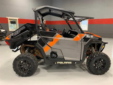 2018 Polaris General 1000 EPS Deluxe in Brilliant, Ohio - Photo 2