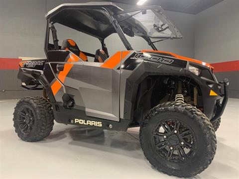 2018 Polaris General 1000 EPS Deluxe in Brilliant, Ohio - Photo 1
