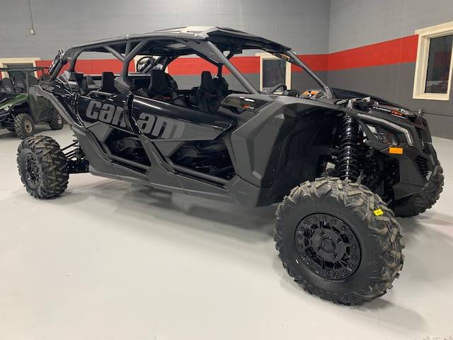 2021 Can-Am Maverick X3 MAX X RS Turbo RR with Smart-Shox in Brilliant, Ohio - Photo 2