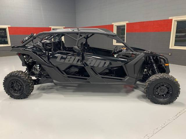2021 Can-Am Maverick X3 MAX X RS Turbo RR with Smart-Shox in Brilliant, Ohio - Photo 3